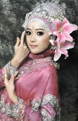 Cara Pakai Jilbab Cantik