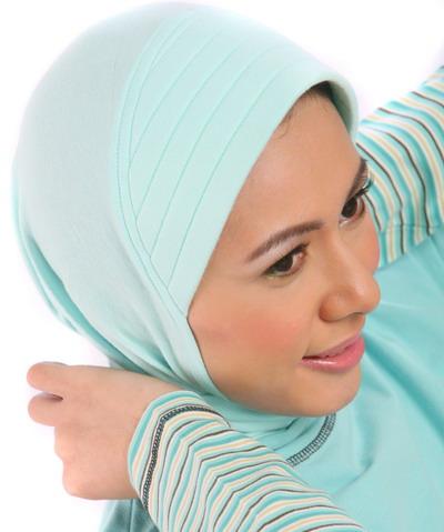 Cara Pakai Jilbab Kreasi Part II