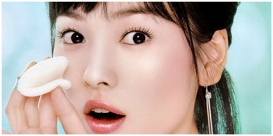 make up artis korea