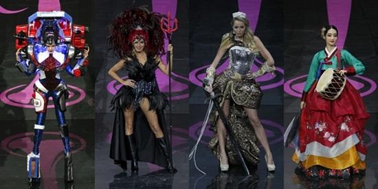 Kostum Miss Universe 2013 1