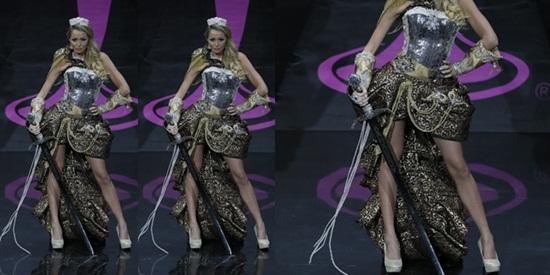 Kostum Miss Universe 2013 3