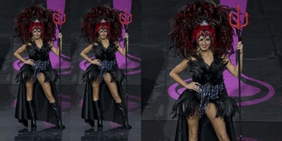 Kostum Miss Universe 2013 4