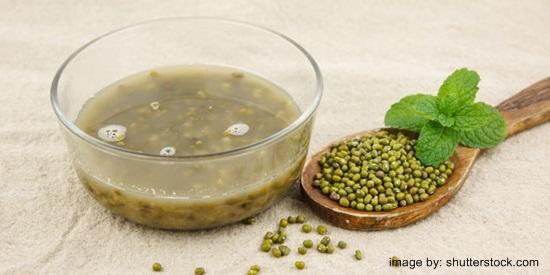 masker kacang hijau untuk jerawat